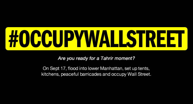 Recommended Reading: On Occupy Wall Street