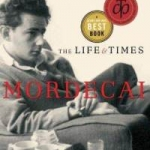 A TRB Q&A with Charles Foran, author of Mordecai: The Life and Times