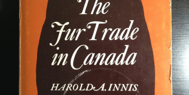 harold innis essays on canadian economic history
