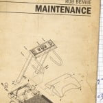 On Rob Benvie&#8217;s <em>Maintenance</em>