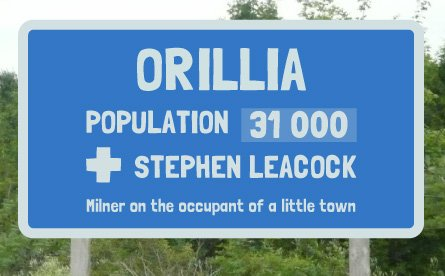 100 Years of Occupation: Leacock in Orillia