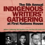 Indigenous Literary Stars Converge in Toronto: First Nations House and Muskrat Magazine partner up to celebrate storytelling excellence