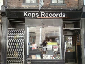 Record Store Review Kops Records The Toronto Review Of