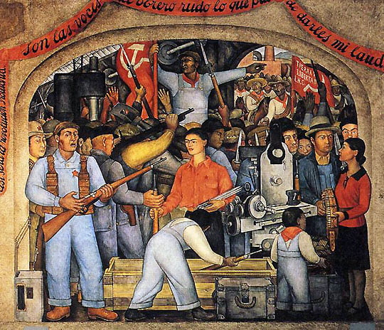 """The AGO's """"Frida & Diego: Passion, Politics and Painting"""": Something for everyone"""