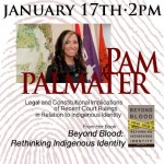 Dr. Pamela Palmater To Speak at U of T's Centre for Aboriginal Initiatives