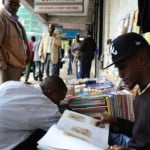 Reading for mental wealth: Second-hand books a source of business and pleasure in Nairobi streets