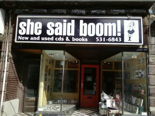 Portrait of a Record Store: She Said Boom! Roncesvalles