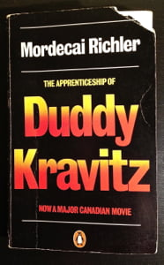 an analysis of duddy kravitz in mordecai richlers the apprenticeship of duddy kravitz Personality in mordecai richler's the apprenticeship of duddy kravitz each person has a distinct, identifiable personality these personalities are the basis of who.