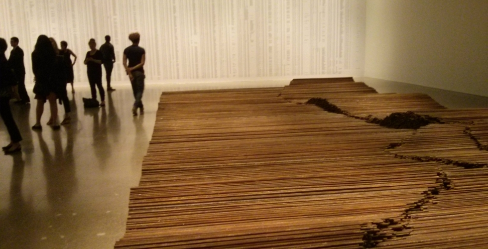 Life According to Ai Weiwei (at the Art Gallery of Ontario)