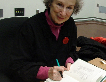 Margaret Atwood, The Word on the Street, and The Eden Mills Writers' Festival: T.O. Events for September 12-26, 2013