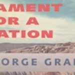 CanLit Canon Review #18: George Grant's Lament for a Nation: The Defeat of Canadian Nationalism