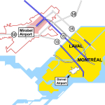 Canada's Messy History of Big Ticket Airport Projects, from Mirabel to Porter and Pickering