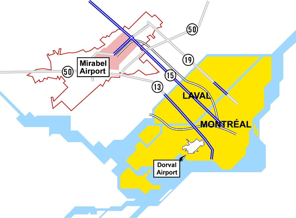 Canadas Messy History of Big Ticket Airport Projects from Mirabel