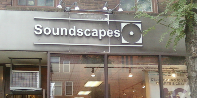 Portrait of a Record Store: Soundscapes
