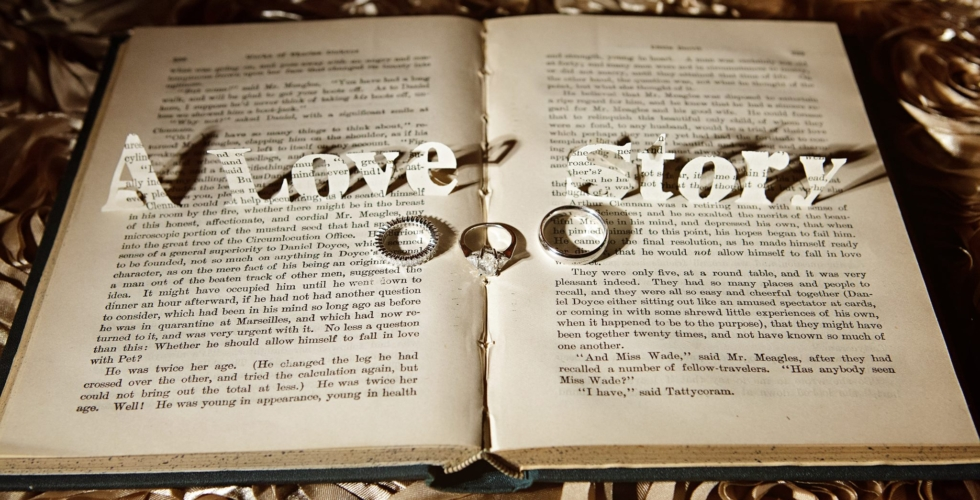 Nuptial Bibliocide: Veronica Spencer's Pop-Up Wedding Books